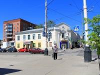 Тамбов, улица Советская, дом 20. многофункциональное здание