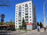 Тамбов, улица Советская, дом 2. многоквартирный дом