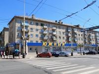 Тамбов, улица Советская, дом 5. многоквартирный дом