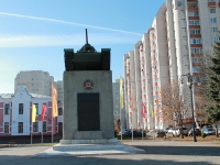 Тамбов, памятник Танк
