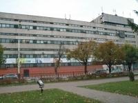 Тамбов, улица Интернациональная, дом 9. офисное здание