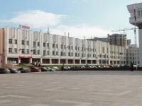 Тамбов, улица Интернациональная, дом 16. офисное здание