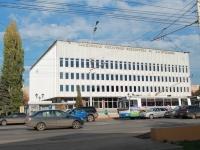 Tambov, st Internatsionalnaya, house 17. library