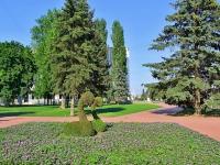 Tambov, st Internatsionalnaya. small architectural form