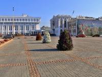 Тамбов, улица Интернациональная, дом 14. органы управления Администрация Тамбовской области