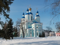 Tambov, st Internatsionalnaya, house 2Б. temple