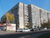 Тамбов, улица Базарная, дом 115. многоквартирный дом
