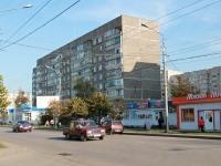 Тамбов, улица Базарная, дом 117/50. многоквартирный дом