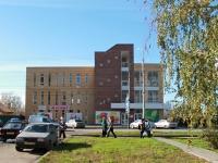 улица Базарная, дом 130. многофункциональное здание