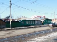 Тамбов, улица Базарная, дом 122. индивидуальный дом