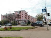Тамбов, улица Пролетарская, дом 166. многоквартирный дом