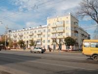 Тамбов, улица Пролетарская, дом 168. многоквартирный дом
