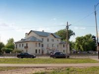Тамбов, улица Пролетарская, дом 242. многоквартирный дом