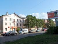 Тамбов, улица Пролетарская, дом 373. многоквартирный дом