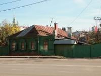 Тамбов, улица Студенецкая набережная, дом 12. индивидуальный дом
