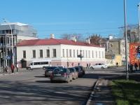 Тамбов, улица Студенецкая набережная, дом 21. офисное здание