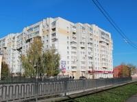 Тамбов, улица Студенецкая набережная, дом 25. многоквартирный дом