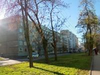 Тамбов, улица Куйбышева, дом 8. многоквартирный дом