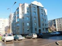 Тамбов, улица Пензенская, дом 5. многоквартирный дом