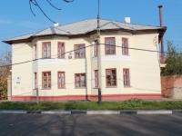 Тамбов, улица Пензенская, дом 63А. многоквартирный дом