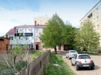 Тамбов, улица Пензенская, дом 43. многофункциональное здание