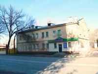 Тамбов, улица Мичуринская, дом 7. многоквартирный дом