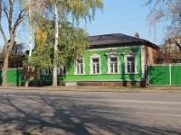 Тамбов, улица Мичуринская, дом 17. индивидуальный дом