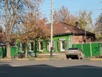 Тамбов, улица Мичуринская, дом 23. индивидуальный дом