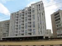 Тамбов, улица Мичуринская, дом 24. строящееся здание
