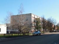 Тамбов, улица Бориса Васильева, дом 3. больница