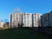 Тамбов, улица Бориса Васильева, дом 7А. многоквартирный дом