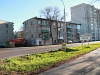 Тамбов, улица Бориса Васильева, дом 9. многоквартирный дом