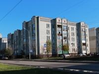 Тамбов, улица Бориса Васильева, дом 10А. многоквартирный дом