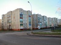 Тамбов, улица Бориса Васильева, дом 10. многоквартирный дом