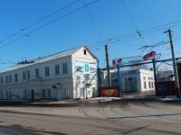 Тамбов, улица Чичканова, дом 6. офисное здание