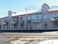 Тамбов, улица Чичканова, дом 12 с.1. многоквартирный дом