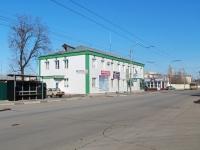 Тамбов, улица Чичканова, дом 15. многофункциональное здание