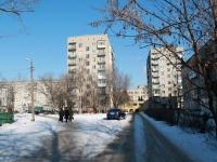Тамбов, улица Чичканова, дом 16. многоквартирный дом