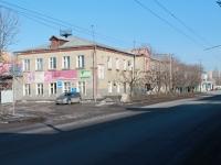 Тамбов, улица Чичканова, дом 17. многоквартирный дом