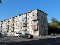 Тамбов, улица Пирогова, дом 62. многоквартирный дом