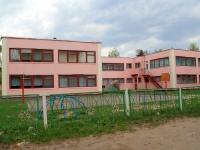 Тамбов, улица Пирогова, дом 64. детский сад №1, Семицветик