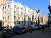 Тамбов, улица Коммунальная, дом 7. офисное здание