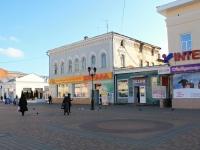 Тамбов, улица Коммунальная, дом 20. жилой дом с магазином