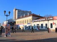 Тамбов, Коммунальная ул, дом 21