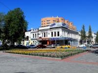 Тамбов, улица Коммунальная, дом 9. многофункциональное здание