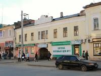 Тамбов, улица Носовская, дом 4. жилой дом с магазином
