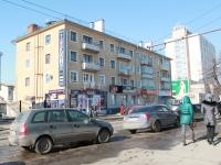 Тамбов, улица Носовская, дом 10. многоквартирный дом