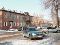 Тамбов, улица Носовская, дом 14. многоквартирный дом