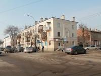 Тамбов, улица Носовская, дом 12. многоквартирный дом