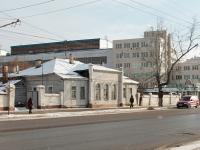Тамбов, улица Лермонтовская, дом 11. многоквартирный дом